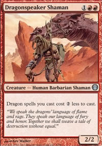 Dragonspeaker Shaman - Knights vs. Dragons