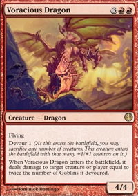 Voracious Dragon - Knights vs. Dragons