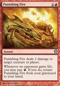 Punishing Fire - Knights vs. Dragons