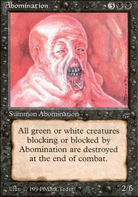Abomination - Legends