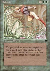 Arboria - Legends