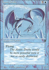 Azure Drake - Legends