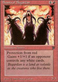 Beasts of Bogardan - Legends
