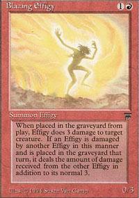 Blazing Effigy - Legends