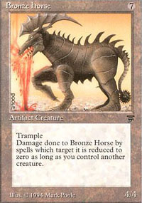 Bronze Horse - Legends