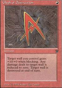 Glyph of Destruction - Legends