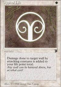 Glyph of Life - Legends