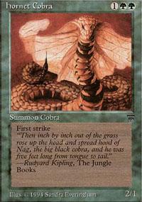 Hornet Cobra - Legends