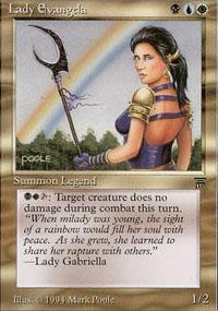 Lady Evangela - Legends