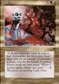 Lady Orca - Legends