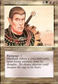 Marhault Elsdragon - Legends
