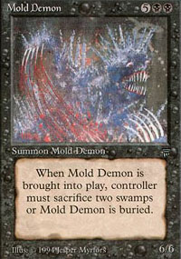 Mold Demon - Legends