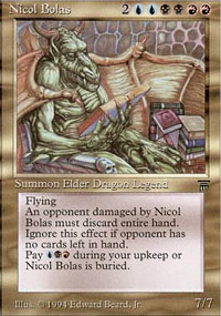 Nicol Bolas - Legends