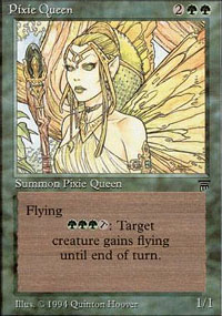 Pixie Queen - Legends