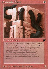 Primordial Ooze - Legends