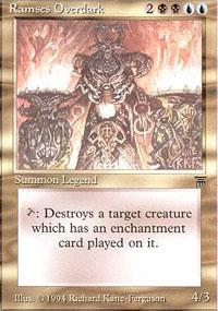 Ramses Overdark - Legends