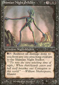 Shimian Night Stalker - Legends