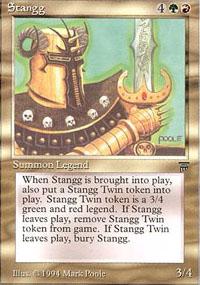 Stangg - Legends