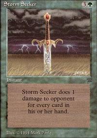 Storm Seeker - Legends