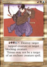 Tetsuo Umezawa - Legends