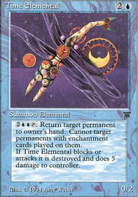 Time Elemental - Legends