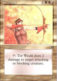 Tor Wauki - Legends