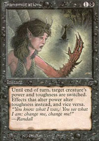 Transmutation - Legends