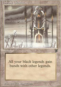 Unholy Citadel - Legends