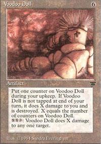 Voodoo Doll - Legends