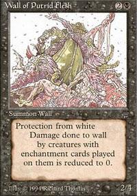 Wall of Putrid Flesh - Legends