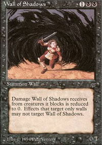 Wall of Shadows - Legends