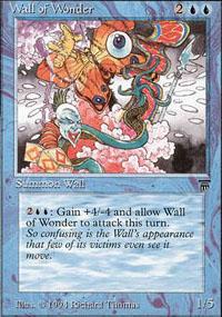 Wall of Wonder - Legends