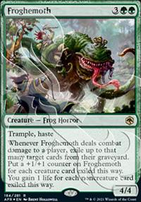 Froghemoth - D&D Forgotten Realms - Ampersand Promos