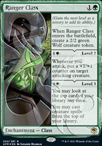 Ranger Class - D&D Forgotten Realms - Ampersand Promos