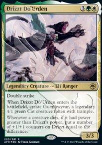 Drizzt Do'Urden - D&D Forgotten Realms - Ampersand Promos