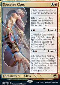 Sorcerer Class - D&D Forgotten Realms - Ampersand Promos