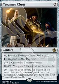 Treasure Chest - D&D Forgotten Realms - Ampersand Promos