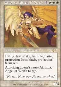 Akroma, Angel of Wrath - Legions