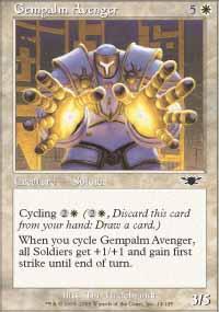 Gempalm Avenger - Legions