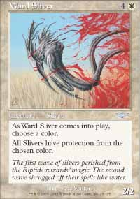 Ward Sliver - Legions
