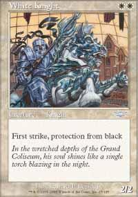 White Knight - Legions