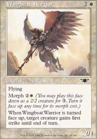 Wingbeat Warrior - Legions