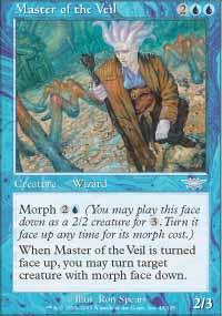 Master of the Veil - Legions