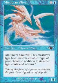 Mistform Sliver - Legions