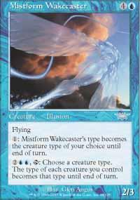 Mistform Wakecaster - Legions