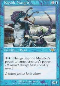 Riptide Mangler - Legions
