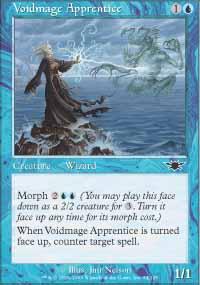 Voidmage Apprentice - Legions