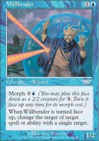 Willbender - Legions