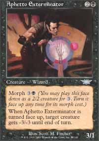 Aphetto Exterminator - Legions