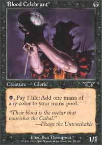 Blood Celebrant - Legions